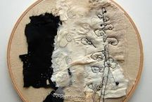 Stitched Drawings