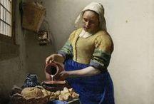 Johannes Vermeer / 1632-1675