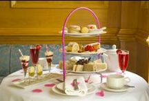 Oscars Brasserie Afternoon Tea / Afternoon Tea a typical British custom which can be found in our Oscars Brasserie, not only offering traditional but also seasonal and themed Afternoon Teas.  Served daily between the hours of 2.30pm and 5.00pm in our restaurant