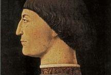 Piero della Francesca  / 1412-1492