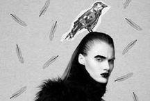 MY WORKS: STYLIST / fashionPROfashion portfolio. Style: Ralph Kruhlik & Marta Śliwińska