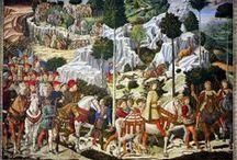 Benozzo Gozzoli / 1421 – 1497