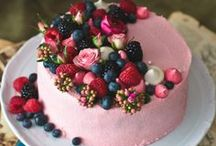 Cakes and Cupcakes / Cakes, Cupcakes, Cookies, Sweets. Yummy for your tummy :)
