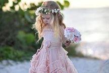 FLOWER GIRL / Inspiration for little people // Forever Soles children range: Barefoot & Free. Flower girl, Barefoot beach girl, Girls Fashion, Childrens Fashion. www.foreversoles.com  Instagram: @foreversoles