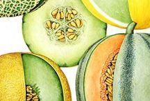 Fruits patterns