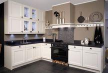 Keuken / Herinrichting keuken