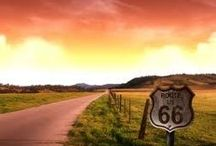 Route 66 - Misc / by Elly