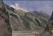 Ostroumova-Lebedeva, Anna / (1871-1955)