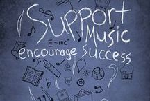 Support Music Education / This board is for support of Music or Arts Education.  If you want to join this board, email MrsStouffersMusicRoom@gmail.com.   Please only pin items that will aid a teacher who is looking for resources to support their programs such as research, grants, statistics and info graphics.