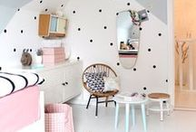 Kids Rooms / Decor ideas for the little ones too!