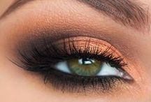 MAKE UP INSPIRATION / make up looks, make up products, beauty