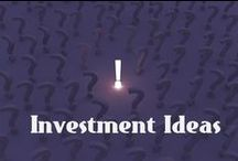 Investment Ideas / Collection of investment ideas to grow passive income streams and achieve financial independence