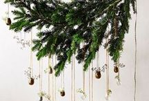 Christmas / Christmas decorations, trees, ideas...