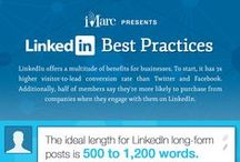 Linkedin Company Pages / Best practices, tips and info on maximizing your LinkedIn Company page