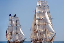 Sea travel / Ships, yachts, other sailing craft...