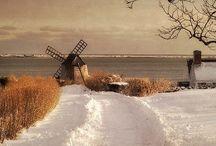 Wind / Windmills, pinwheels...