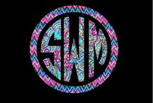 ❥ Monograms ❥ / by Danielle Chalecki