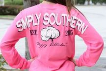 ❥ Simply Southern ❥ / by Proudly Preppy