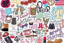 ❥ Perfectly Preppy ❥ / by Danielle Chalecki