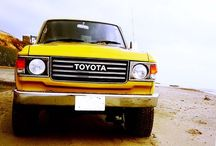 // Toyota Land Cruiser 60 Series / by BARANA SANDAKELUM