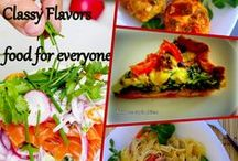 Food for every day / About cooking, healthy living and travel.