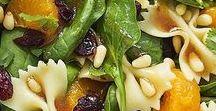 Salads, sałatki, / Healthy salad for everyone. Sałatki i surówki dla każdego.