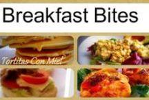 Breakfast bites, breakfast recipes,ideas / Breakfast it is very important. Would you like something from here?  Pomysły na śniadanie.
