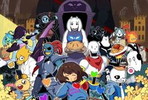 Undertale / ❤️you're filled with DETERMINATION