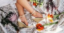 DREAMS IN BLOOM | SS 2015 /  Our Dreams In Bloom bridal shoe collection is about love that blossoms like wild flowers. Our hand embellished bridal shoes are made by hopeless romantics who know the feeling of being head over heels in love with someone. Come and dream with us. Spring/Summer 2015 Collection. Bridal Shoes, Anklets, Foot Jewelry, Wedding shoes, Beach bride, Boho.