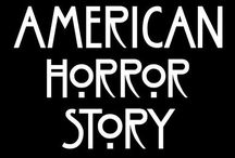 American Horror Story /  This board has everything you love about American Horror Story! Even though it is an 18 age rating it definitely makes everyone shake with fear. -Follow for Follow❤️