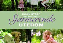 Sjarmerende Uterom / Utgitt 2014  Gyldendal forlag