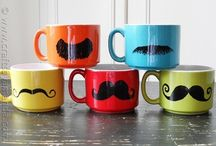 Mustache luff :{| / For the luff of mustaches! / by Shasta A