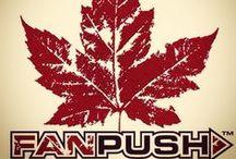 FANPUSH / A Brand New Fundraising Alternative!