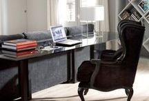 Home office  / Get tips and inspiration for creating the perfect home office!
