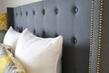 DIY Bedroom ideas  / Make your Kensington bedroom your own personal oasis with these DIY tips and ideas