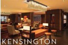 The Kensington Lifestyle / Experience smart, luxury apartment living at The Kensington Apartments in Boston