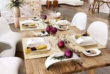 Dining Room Decor / Add some spice and flavor to your Kensington dining room