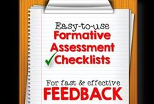 Formative Assessment Ideas / Tips and ideas for giving fast, effective feedback to your secondary students.
