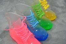 Fun & Fab Footwear :-) / by Dalila G.