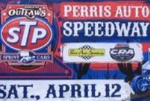 STP World of Outlaws 2014 / Sprint car racing