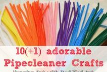 Pipe cleaners (activities with...)