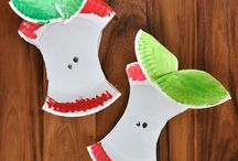 Paper plates craft / Ideas for lessons