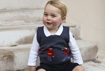 Prince George ~ Pictures of Him & more / by jodie groman