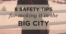 Tips for Apartment Dwellers / Tips to organize, decorate and secure your apartment.