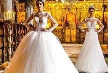 Wedding Dress & Evening Dress / Gelinimiz Nazlı hanım ve Tayfun bey mutluluklar dileriz.. gelinlikkod34017-029