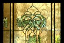 Stained glass/ Farbglas
