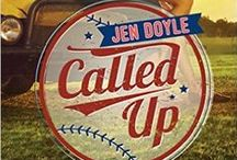 CALLED UP (bit.ly/CalledUpAZ) / CALLED UP, a CALLING IT novel. Coming 8/29/16 -- available for preorder at bit.ly/CalledUpAZ.