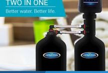 Genesis Water Softeners / Learn about the Genesis Water Softener line. New technology means you save money.