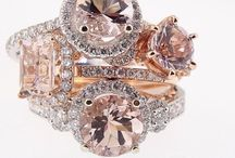 { Rose Gold Rings } / Watch out white gold! Rose gold is the new and upcoming color.  Even in the jewelry world rose gold is taking over. Enjoy our collection of variety of rose gold jewelry!