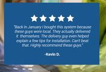 Customer Reviews / See what customers think about Discount Water Softeners and our products.